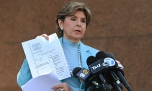 Gloria Allred talks to the media after filing a lawsuit on behalf of the woman who alleges that she was repeatedly sexually assaulted while falsely imprisoned in Chris Brown's house.