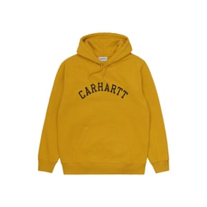 Collegiate, £80, carhartt-wip.com