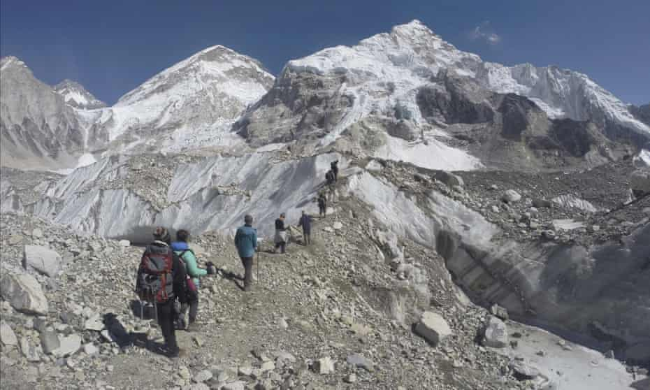 Six people died this year trying to reach the summit of Everest, while 648 people succeeded.