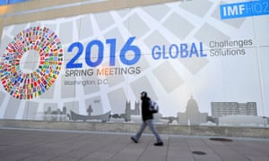IMF issues new warning ahead of spring meeting