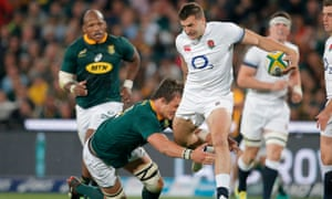 Jonny May says he was on his best form in South Africa.