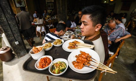 Ubud food festival: best of Bali on a plate