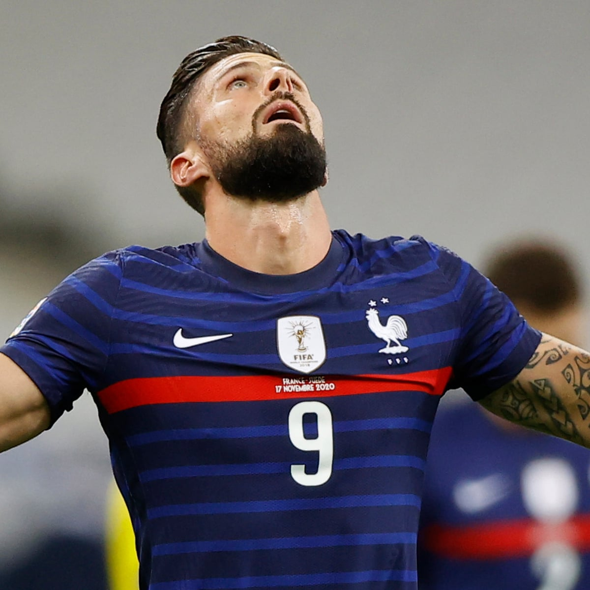 Olivier Giroud Ready To Leave Chelsea With Euro Finals In Mind Olivier Giroud The Guardian