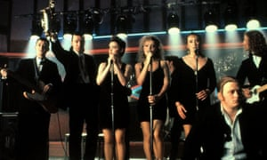 The 1991 film of The Commitments, the first of Doyle's Barrytown trilogy.