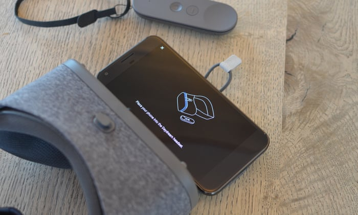 21d84db135b Google Daydream View review  comfortable mobile VR headset with limited  compatibility