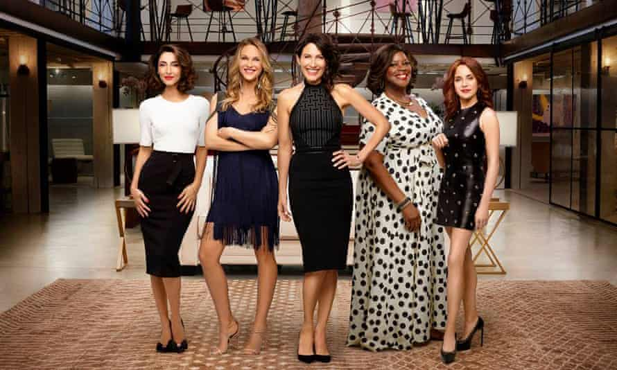 Girlfriends' Guide to Divorce – and also, sustainable styling