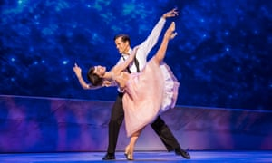 The show is never still … An American in Paris, with Robert Fairchild and Leanne Cope.