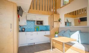 kitehen Bournemouth Beach Lodges