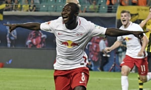 Naby Keïta, who joined RB Leipzig for around £10m last year, is a key target for Liverpool's manager, Jürgen Klopp.