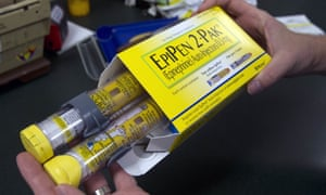 EpiPens are used to administer medication to someone experiencing anaphylaxis, which is an allergic reaction that causes airways to swell and close.