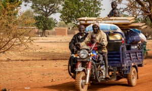 Burkina Faso is experiencing a fast-evolving displacement crisis