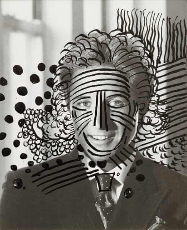 Budge over … Derek Boshier's Smile (1968).