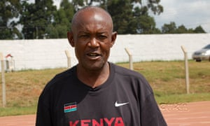 John Anzrah, a former national 400m champion who coaches sprinters, was approached by doping control officials in the Olympic village because he was wearing their target athlete's accreditation.