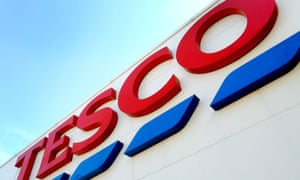 Tesco beats forecast with 28% rise in annual profits | Business