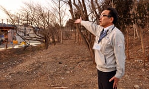 Shuyo Shiga is the recovery project leader for Okuma, but other members of his family are not sure they want to return to the town once evacuation orders are lifted.