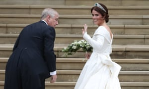 Princess Eugenie and Jack Brooksbank: video highlights of