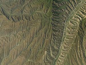 Mailuu-Suu in southern Kyrgyzstan