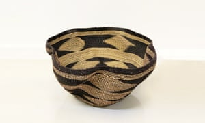 Hadeda is a platform showcasing work by African artisans and products by co-ops who want to earn a fair wage and fund local social projects. Handwoven Ghanian Baba Wave basket, £150, hadeda.co.uk
