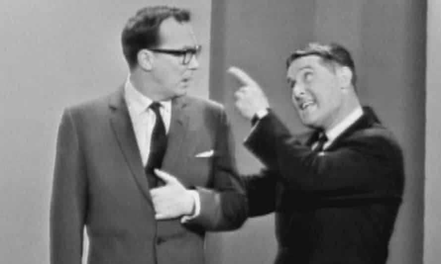 The duo on the Ed Sullivan show in 1963.
