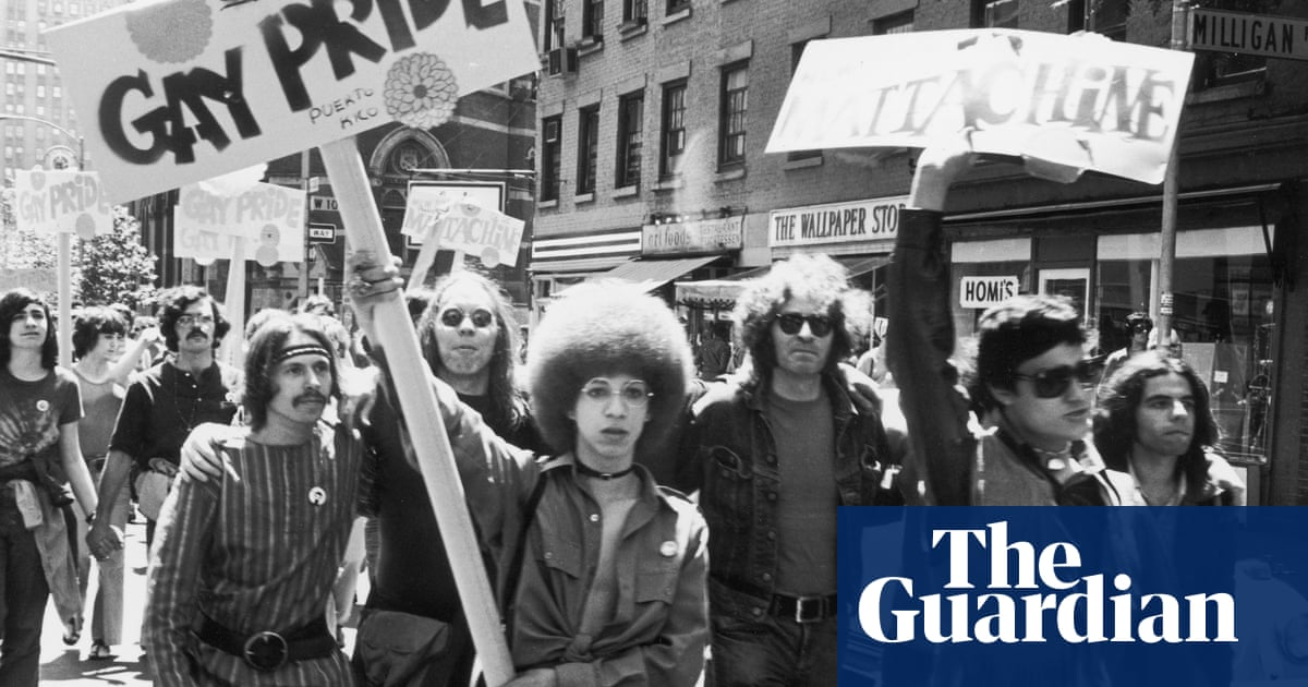 Party And Protest The Radical History Of Gay Liberation Stonewall And Pride World News The Guardian