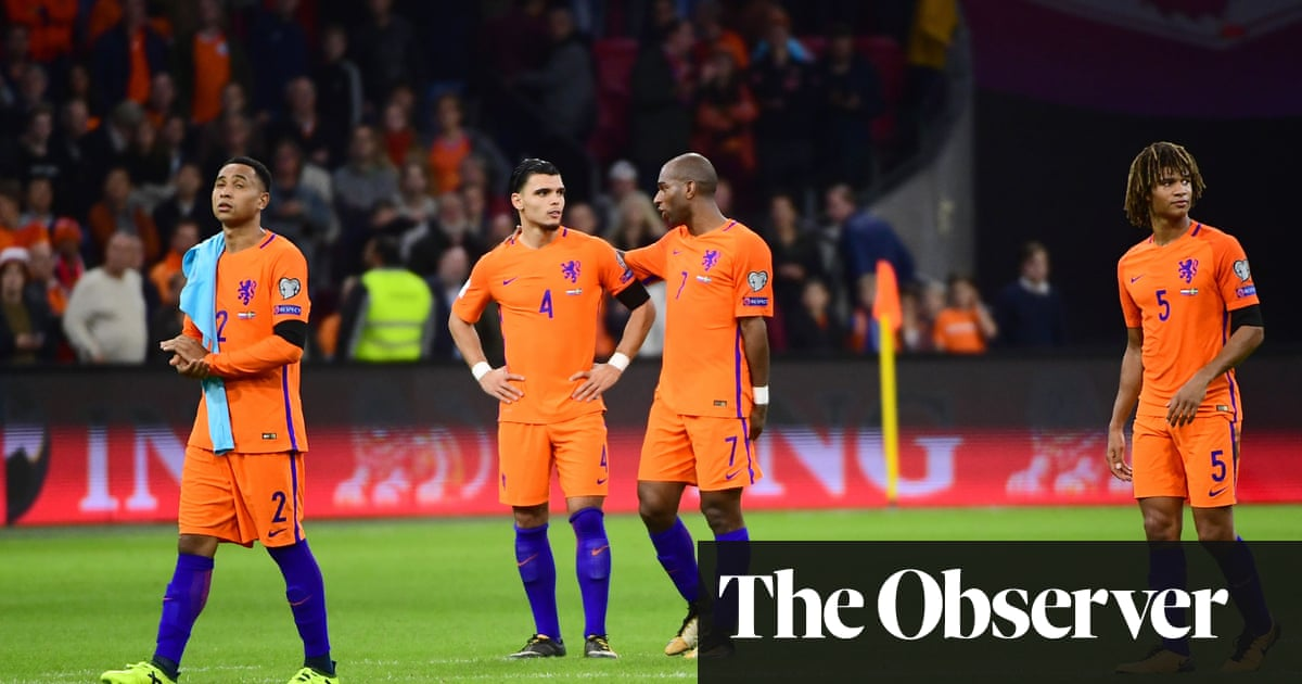 The decline of Holland: how Dutch are doomed by total