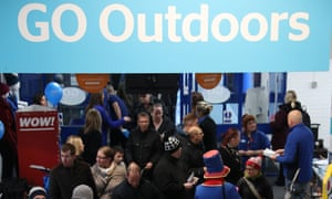 5e5edce37 JD Sports buys Go Outdoors for £112m | Business | The Guardian