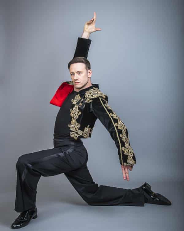A PR shot for the postponed Strictly Ballroom: The Musical.