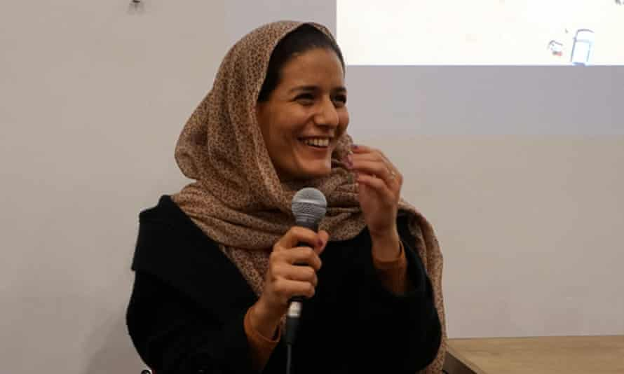 Sahrawi advocate Tecber Ahmed Saleh was set to speak at a sold-out University of Sydney event, which was cancelled after the embassy of Morocco wrote to the university raising concerns about her being hosted.