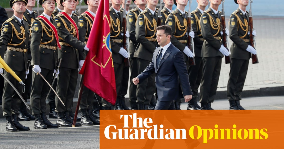 The Guardian view on Ukraine's independence celebration: shadowed by insecurity