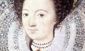 A portrait of Emilia Bassano
