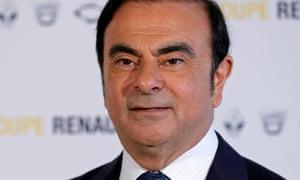 Carlos Ghosn, former Nissan chairman