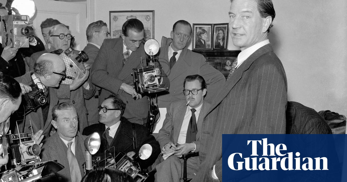 Love and Deception: Philby in Beirut by James Hanning review – the spy who loved, maybe
