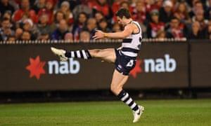Geelong Cats beat Sydney Swans: AFL second semi-final – as it