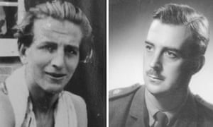 Michael Morpurgo uncles Pieter Cammaerts, who was killed in the RAF and Pieter's brother Francis, who worked for the Special Operations Executive.