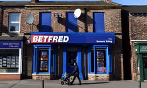 A branch of Betfred on Bishopthorpe Road, York