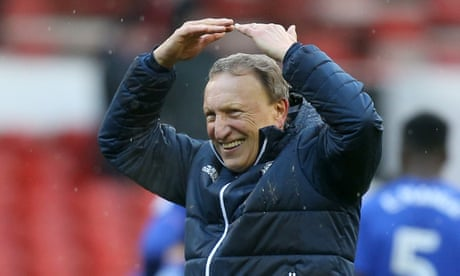 Cardiff close gap on Wolves with win over Nottingham Forest