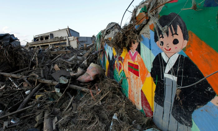 The school beneath the wave: the unimaginable tragedy of Japan's tsunami |  World news | The Guardian