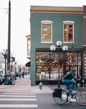 Literati bookstore in Michigan