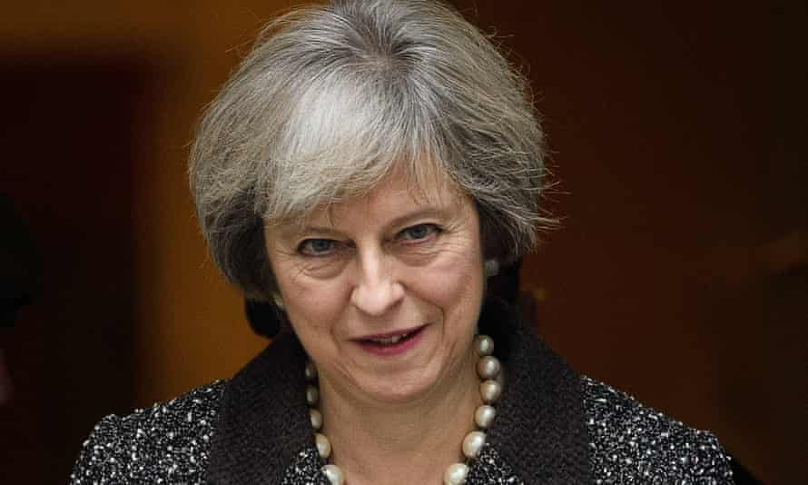 'May proves her elitism by thinking that she can govern like a monarch – Queen Theresa I.'