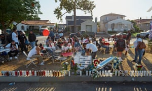 Paul Rea, 18, was shot and killed by LASD during a traffic stop in East LA, where family recently held a vigil.
