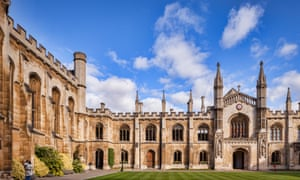 New Court, Corpus Christi College, Cambridge