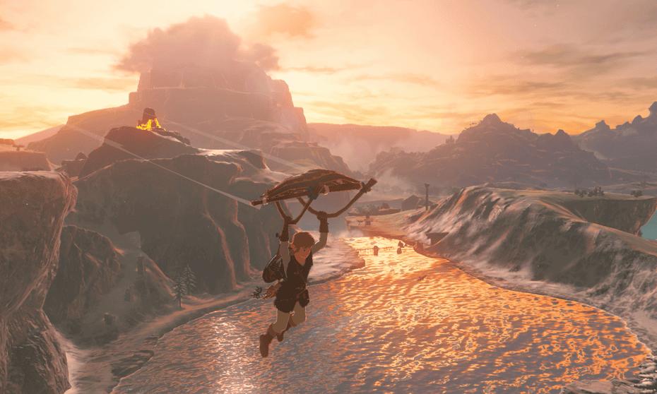 The Legend of Zelda – Breath of the Wild screenshot 4