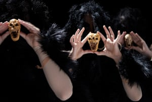 The Howling Girls, a new Australian opera with Sydney Chamber Opera, which premieres at Carriageworks this month