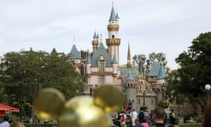 Disneyland Park and Disney California Adventure Park will close for the rest of the month.