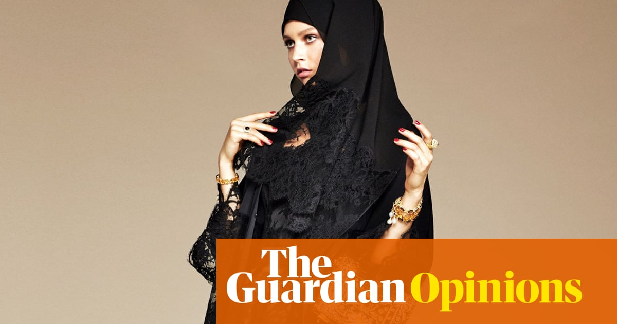 4f3e78ca2b15b D G s hijab range is aimed at people like me – so why do I feel excluded