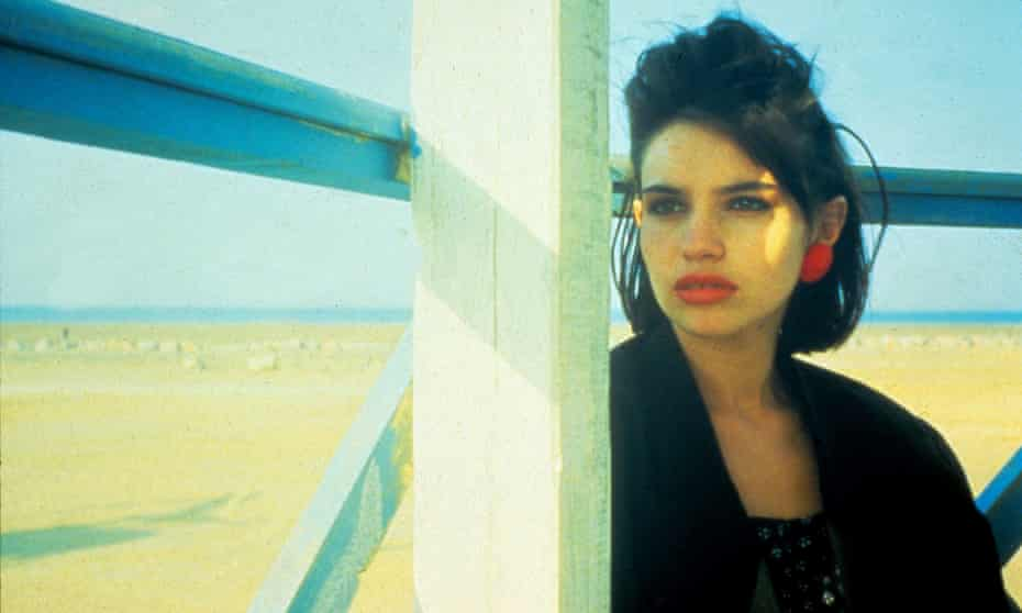Dalle in Betty Blue, 1986.