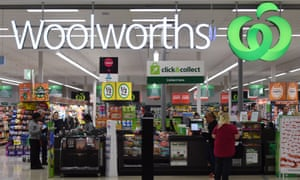 Woolworths supermaket