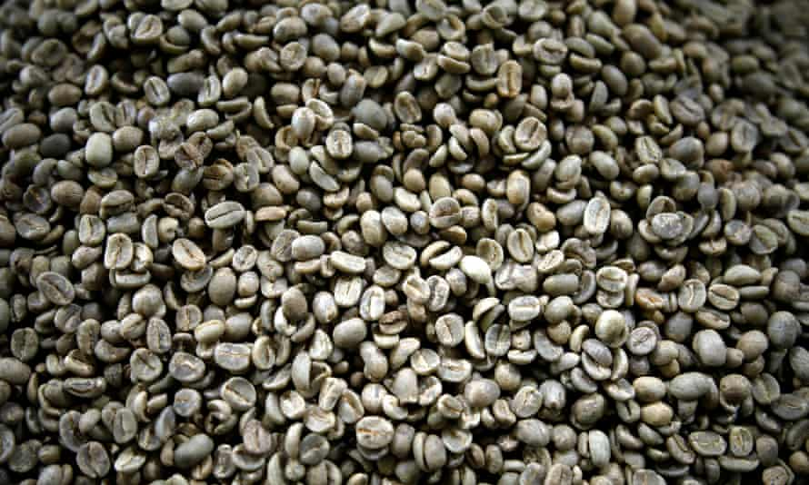 Nestlé and other importers, roasters and retailers are required by Swiss law to store bags of raw coffee.