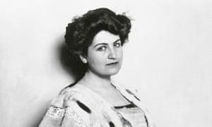 Alma Mahler, 1909.