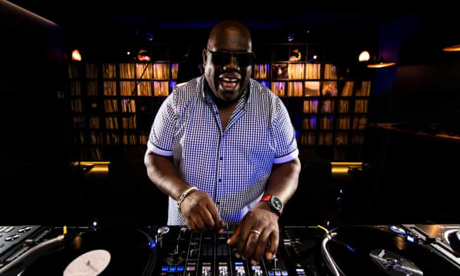 Carl Cox: 'If I have to sit down to play a party, then it's over. I'm not there yet.'
